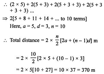 RS Aggarwal Class 10 Solutions Chapter 11Arithmetic Progressions Ex 11C 68