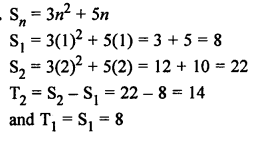 RS Aggarwal Class 10 Solutions Chapter 11Arithmetic Progressions Ex 11D 9