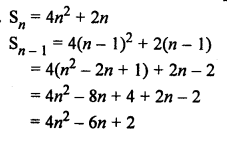 RS Aggarwal Class 10 Solutions Chapter 11Arithmetic Progressions MCQS 8