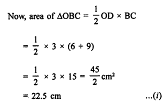 RS Aggarwal Class 10 Solutions Chapter 12Circles Ex 12A 10