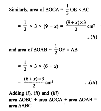 RS Aggarwal Class 10 Solutions Chapter 12Circles Ex 12A 11