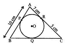 RS Aggarwal Class 10 Solutions Chapter 12Circles Ex 12A 6