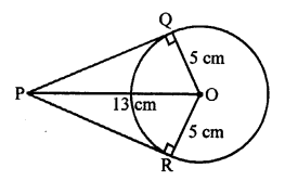 RS Aggarwal Class 10 Solutions Chapter 12Circles MCQS 22