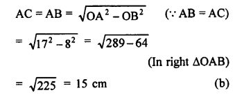 RS Aggarwal Class 10 Solutions Chapter 12Circles MCQS 6