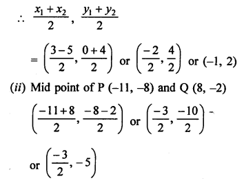 RS Aggarwal Class 10 Solutions Chapter 16Co-ordinate Geometry Ex 16B 14