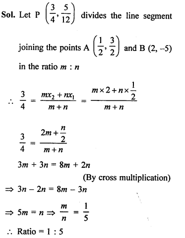 RS Aggarwal Class 10 Solutions Chapter 16Co-ordinate Geometry Ex 16B 20
