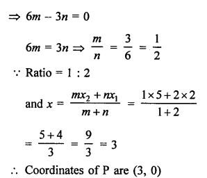 RS Aggarwal Class 10 Solutions Chapter 16Co-ordinate Geometry Ex 16B 25