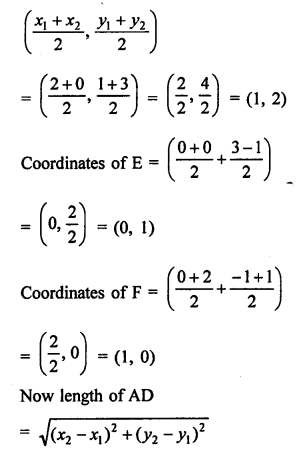 RS Aggarwal Class 10 Solutions Chapter 16Co-ordinate Geometry Ex 16B 29