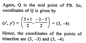 RS Aggarwal Class 10 Solutions Chapter 16Co-ordinate Geometry Ex 16B 3
