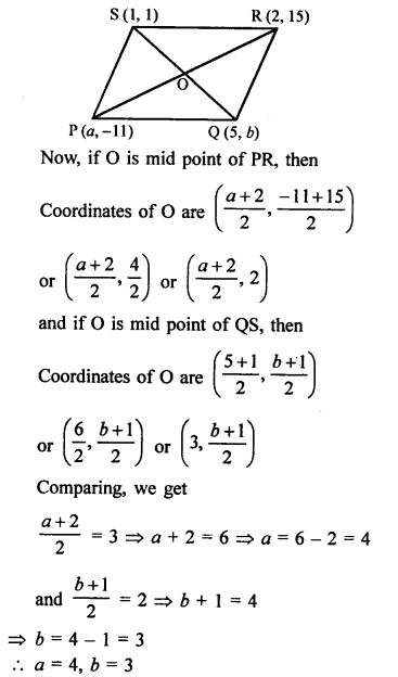 RS Aggarwal Class 10 Solutions Chapter 16Co-ordinate Geometry Ex 16B 35