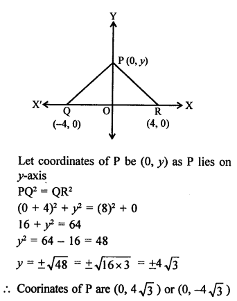 RS Aggarwal Class 10 Solutions Chapter 16Co-ordinate Geometry Ex 16B 42