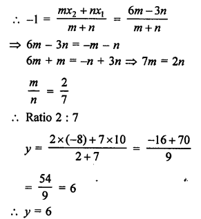 RS Aggarwal Class 10 Solutions Chapter 16Co-ordinate Geometry Ex 16B 45