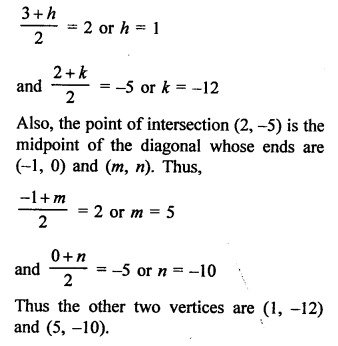 RS Aggarwal Class 10 Solutions Chapter 16Co-ordinate Geometry Ex 16B 57