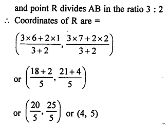 RS Aggarwal Class 10 Solutions Chapter 16Co-ordinate Geometry Ex 16B 8