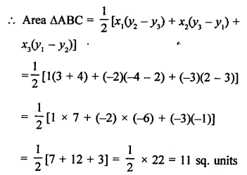 RS Aggarwal Class 10 Solutions Chapter 16Co-ordinate Geometry Ex 16C 1