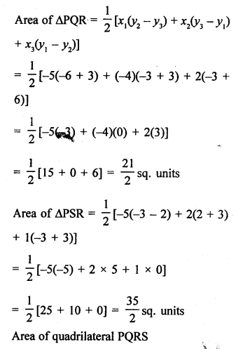 RS Aggarwal Class 10 Solutions Chapter 16Co-ordinate Geometry Ex 16C 10