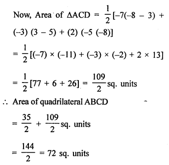 RS Aggarwal Class 10 Solutions Chapter 16Co-ordinate Geometry Ex 16C 15