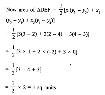RS Aggarwal Class 10 Solutions Chapter 16Co-ordinate Geometry Ex 16C 17
