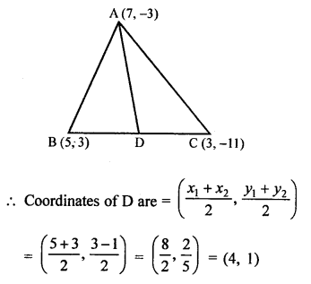 RS Aggarwal Class 10 Solutions Chapter 16Co-ordinate Geometry Ex 16C 18