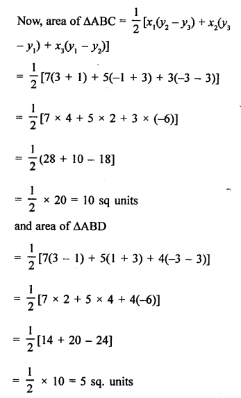 RS Aggarwal Class 10 Solutions Chapter 16Co-ordinate Geometry Ex 16C 19