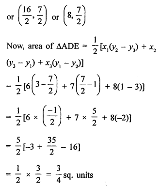 RS Aggarwal Class 10 Solutions Chapter 16Co-ordinate Geometry Ex 16C 25