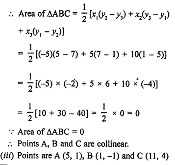 RS Aggarwal Class 10 Solutions Chapter 16Co-ordinate Geometry Ex 16C 32