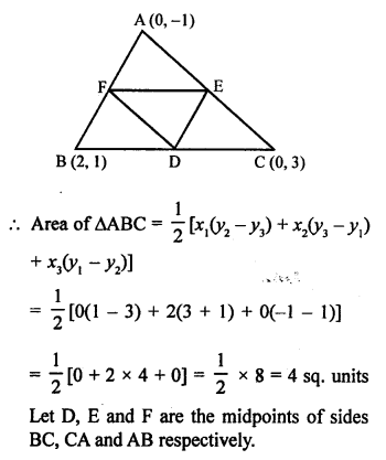 RS Aggarwal Class 10 Solutions Chapter 16Co-ordinate Geometry Ex 16C 47