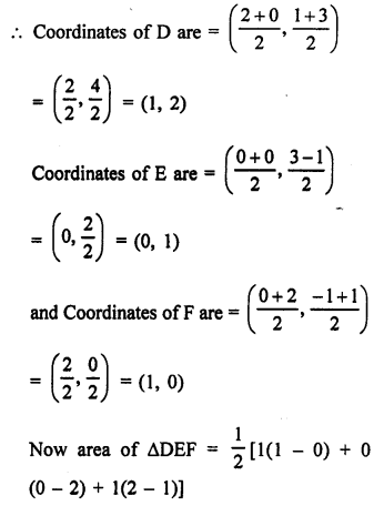 RS Aggarwal Class 10 Solutions Chapter 16Co-ordinate Geometry Ex 16C 48