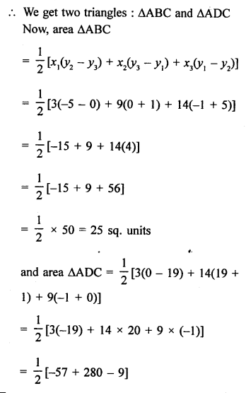 RS Aggarwal Class 10 Solutions Chapter 16Co-ordinate Geometry Ex 16C 7