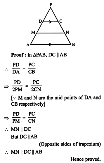 RS Aggarwal Class 10 Solutions Chapter 4 Triangles Ex 4A 14