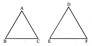 RS Aggarwal Class 10 Solutions Chapter 4 Triangles Ex 4E 10