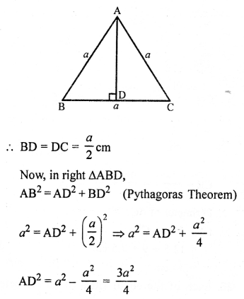 RS Aggarwal Class 10 Solutions Chapter 4 Triangles Ex 4E 12