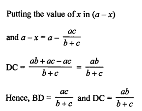 RS Aggarwal Class 10 Solutions Chapter 4 Triangles Ex 4E 22
