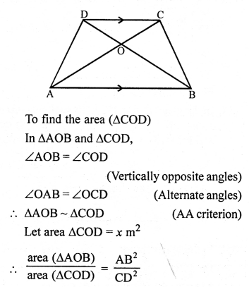 RS Aggarwal Class 10 Solutions Chapter 4 Triangles Ex 4E 8