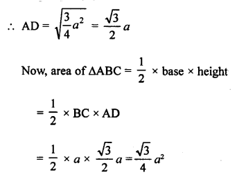 RS Aggarwal Class 10 Solutions Chapter 4 Triangles Test Yourself 19