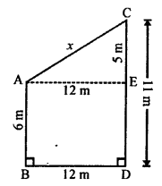 RS Aggarwal Class 10 Solutions Chapter 4 Triangles Test Yourself 4