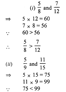 RS Aggarwal Class 7 Solutions Chapter 2 Fractions Ex 2A 1