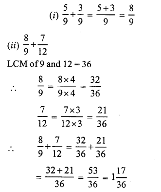 RS Aggarwal Class 7 Solutions Chapter 2 Fractions Ex 2A 10