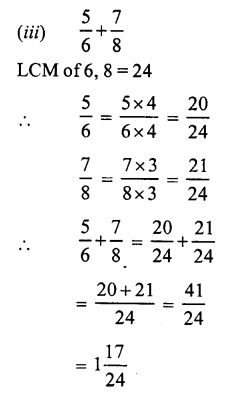 RS Aggarwal Class 7 Solutions Chapter 2 Fractions Ex 2A 11