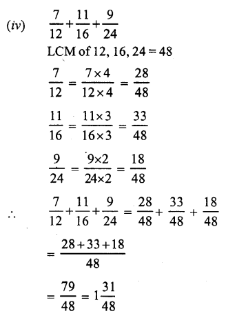 RS Aggarwal Class 7 Solutions Chapter 2 Fractions Ex 2A 12
