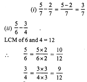 RS Aggarwal Class 7 Solutions Chapter 2 Fractions Ex 2A 15