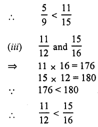 RS Aggarwal Class 7 Solutions Chapter 2 Fractions Ex 2A 2