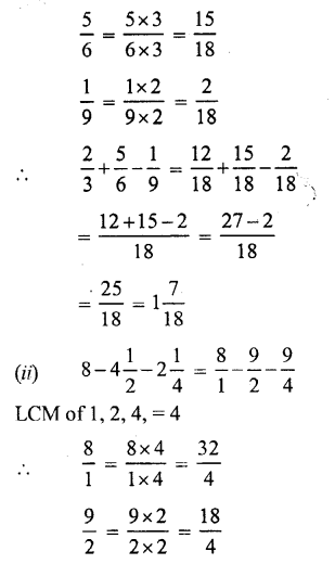 RS Aggarwal Class 7 Solutions Chapter 2 Fractions Ex 2A 20