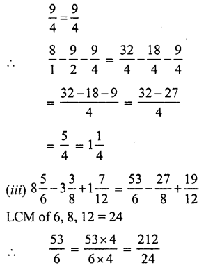 RS Aggarwal Class 7 Solutions Chapter 2 Fractions Ex 2A 21