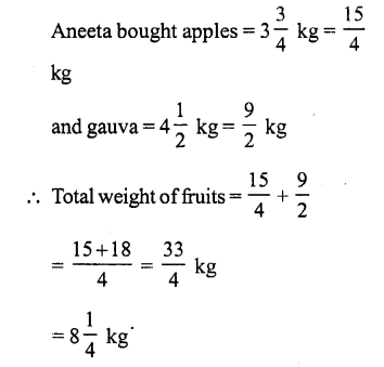 RS Aggarwal Class 7 Solutions Chapter 2 Fractions Ex 2A 23