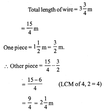 RS Aggarwal Class 7 Solutions Chapter 2 Fractions Ex 2A 28