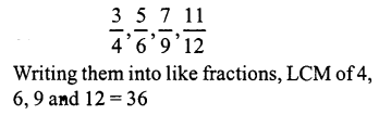 RS Aggarwal Class 7 Solutions Chapter 2 Fractions Ex 2A 3