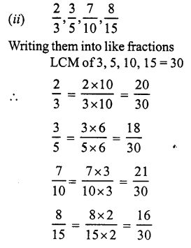 RS Aggarwal Class 7 Solutions Chapter 2 Fractions Ex 2A 7
