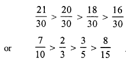 RS Aggarwal Class 7 Solutions Chapter 2 Fractions Ex 2A 8