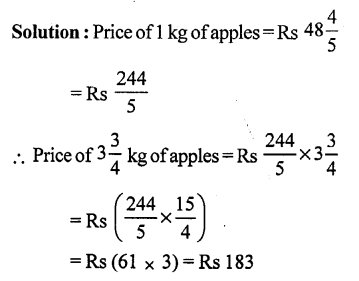 RS Aggarwal Class 7 Solutions Chapter 2 Fractions Ex 2B 11